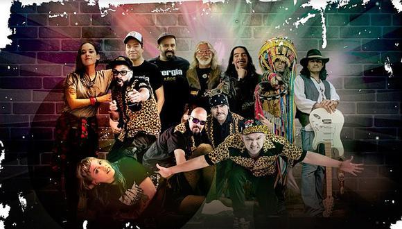 Destacadas bandas de rock se presentarán en el concierto de Noches de Lima