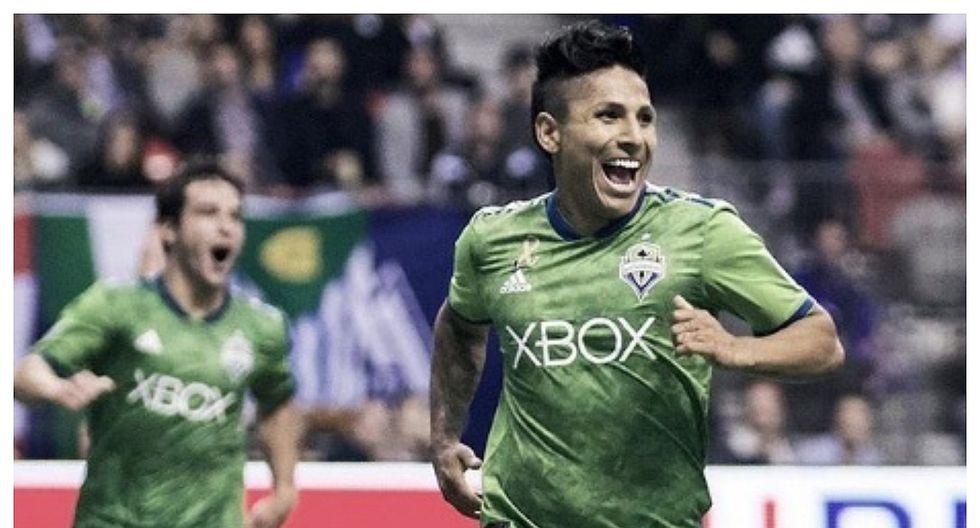Raúl Ruidíaz marcó doblete en victoria del Seattle Sounders (VIDEO)