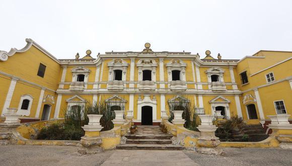 La ministra de Comercio Exterior y Turismo, Claudia Cornejo, indicó que la Quinta Presa, que destaca por su arquitectura y diseño, será puesta en valor y se integrará a la oferta cultural y turística de Lima.  (Foto: Mincetur)