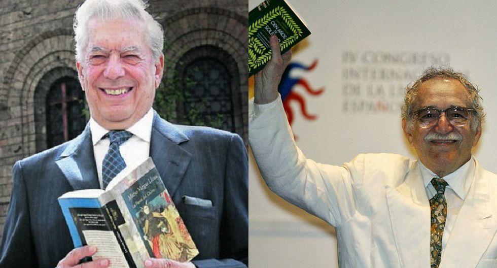 """Mario Vargas Llosa: """"García Márquez no era un intelectual, sino un artista"""" [VÍDEO]"""