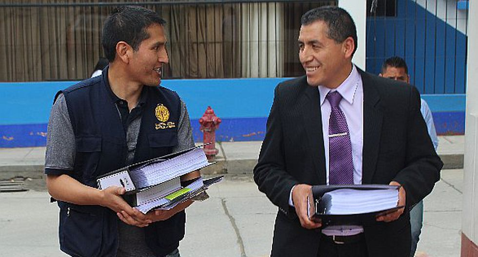 Incautan documentos de gastos por 2 millones de soles en paralizado Hospital de Andahuaylas