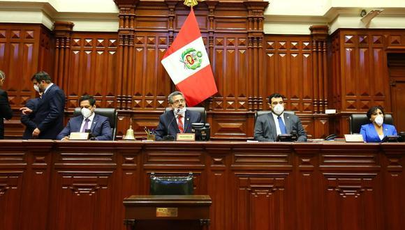Congreso (Foto: Archivo Correo)