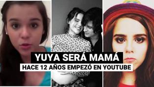 Yuya está embarazada: esta fue su evolución como influencer en youtube