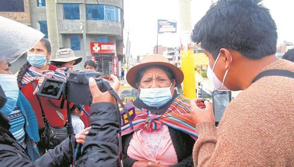 Marcelina (36), Dianne Genoveva (28) y Carmen Rosa Ochoa Ccahuana (22), juntos a dos hijas de estas, son parte de la masacre senderista. La Fiscalía confirmó que en total fueron asesinados cuatro menores de edad