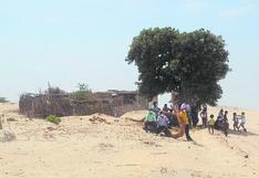 Damnificados de El Niño Costero exigen módulos de vivienda