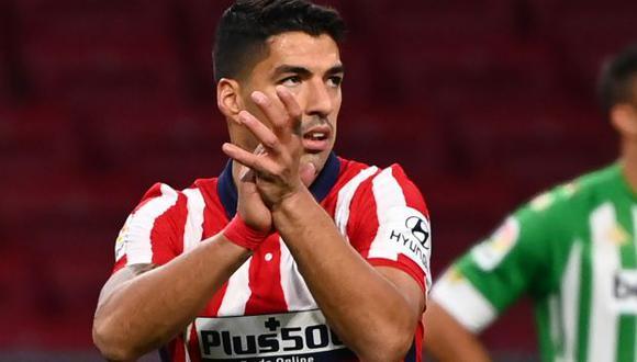 Atlético de Madrid espera nuevos resultados en el test de Luis Suárez. (Foto: AFP)