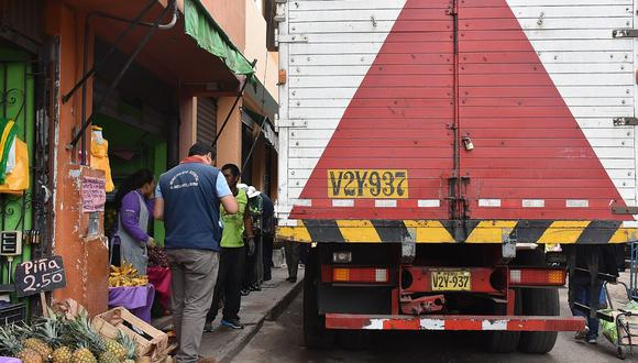 Mercados del Avelino deberán cumplir horarios para carga