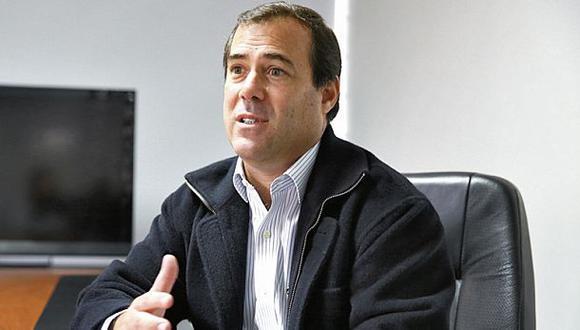 Bruno Giuffra fue denunciado por el ex fiscal de la Nación Pedro Chávarry por presunto cohecho activo genérico y tráfico de influencias. (Foto: GEC)