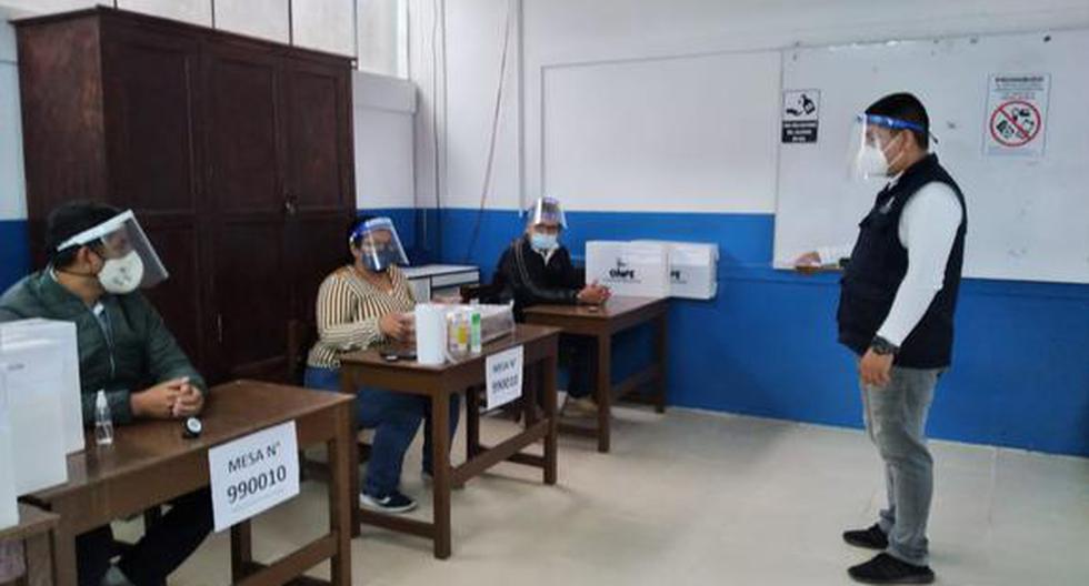 Elecciones 2021: ONPE inició capacitación de personeros legales para comicios del 11 de abril