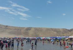 Recomiendan cierre de playas en días festivos