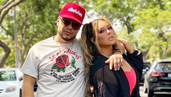 Chiquis Rivera anuncia que se separará de su esposo Lorenzo Méndez. (Foto: @lorenzomendez7)