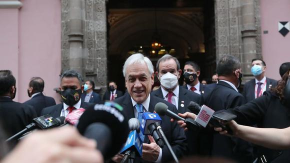 Piñera declaraciones