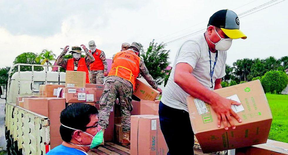 Alcaldes de la región Junín buscan obtener apoyo del Gobierno a través del AMPE