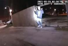 Estados Unidos: publican video del tiroteo fatal de la policía contra un niño de 13 años en Chicago
