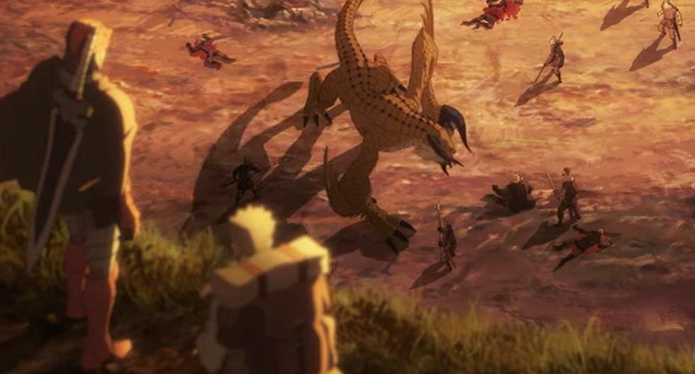 Netflix estrenará Dota: Dragon's Blood el 25 de marzo. (Foto: Netflix)