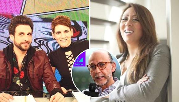 """Gerente de contenidos de Latina calificó de """"ofensivo"""" salida sorpresiva de Rodrigo y Gigi"""