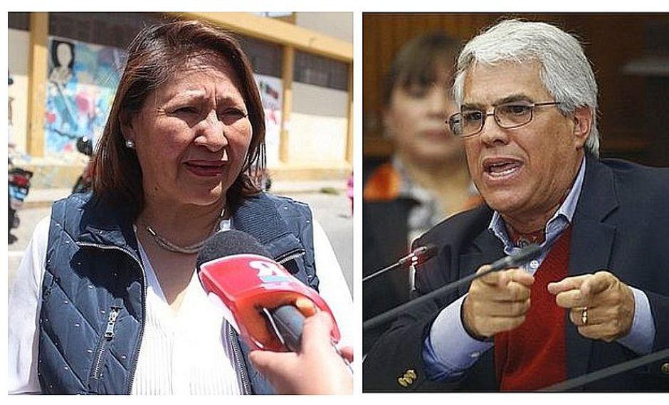 Ana María Choquehuanca responde a Costa: Creo que no debería opinar de la bancada PPK