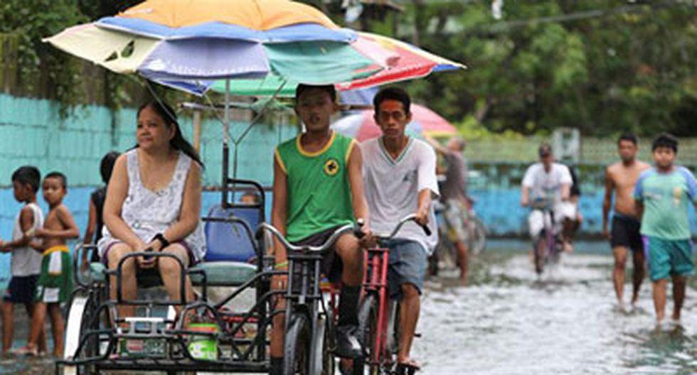 Instalan albergues para damnificados de las lluvias en Madre de Dios