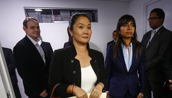 Keiko Fujimori: Sala Penal Permanente evaluará hoy recurso de casación interpuesta por defensa de lideresa