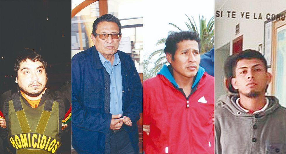 Ordenan cadena perpetua para 5 por crimen de Samanco