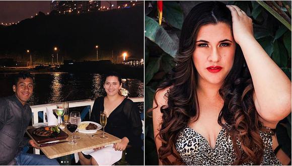 Renato Tapia celebra aniversario con su esposa en romántica cena (FOTOS)