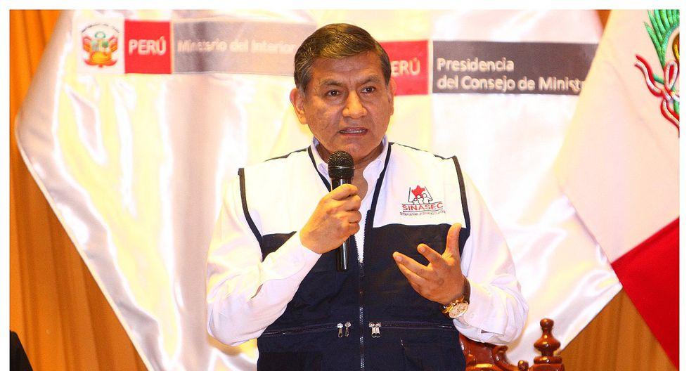 Frente Amplio presentó moción para interpelar al Ministro del Interior