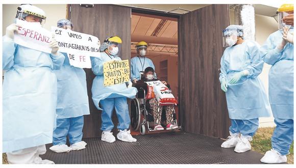 La región registra solo 64 nuevos infectados, el número más bajo de lo que va de noviembre. Además, 5 pacientes fallecen.