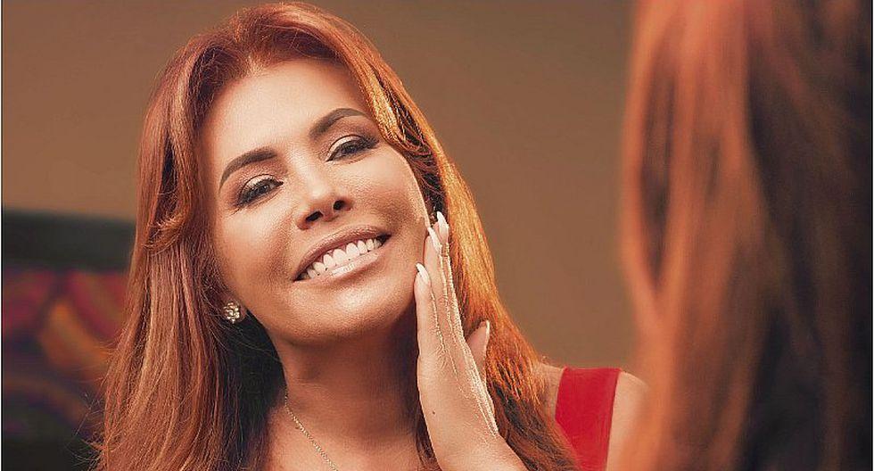 Magaly Medina presentará 'Hola, guapa', libro donde muestra su faceta fuera de la pantalla