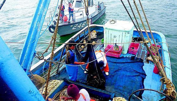 Audios revelan cobro de coima a pescadores