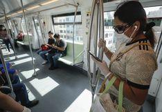 Adenda para el tren de pasajeros Lima-Chosica se firmará este año, anunció Cateriano