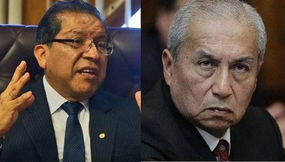 Pablo Sánchez cuestiona cambio de fiscal por parte de Pedro Chávarry