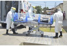 La Libertad: 20 personas fallecidas a causa del coronavirus