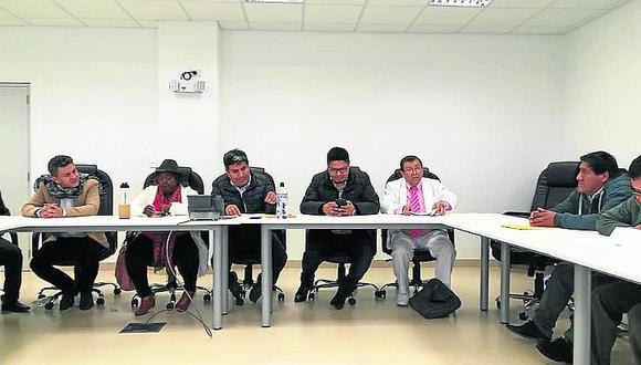 GORE Ica suspende obras por errores en expediente técnico