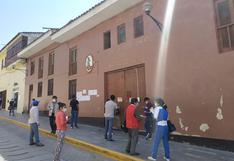 Gobierno Regional de Ayacucho registra 11.3% de ejecución presupuestal