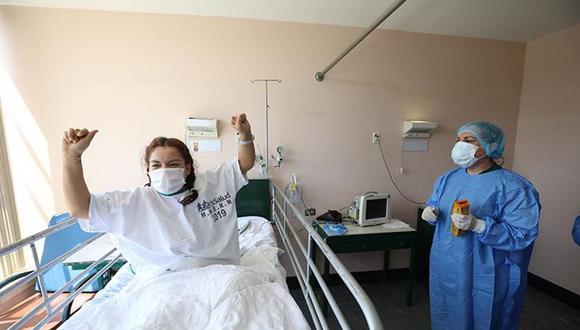Perú superó el medio millón de recuperados por coronavirus (Foto: Minsa)
