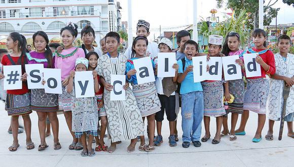 Sineace celebra una década en la construcción educativa del Perú