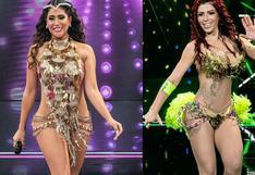 Melissa Paredes tuvo altercado con Milena Zárate por decir que fingió desmayo en Reinas del Show (VIDEO)