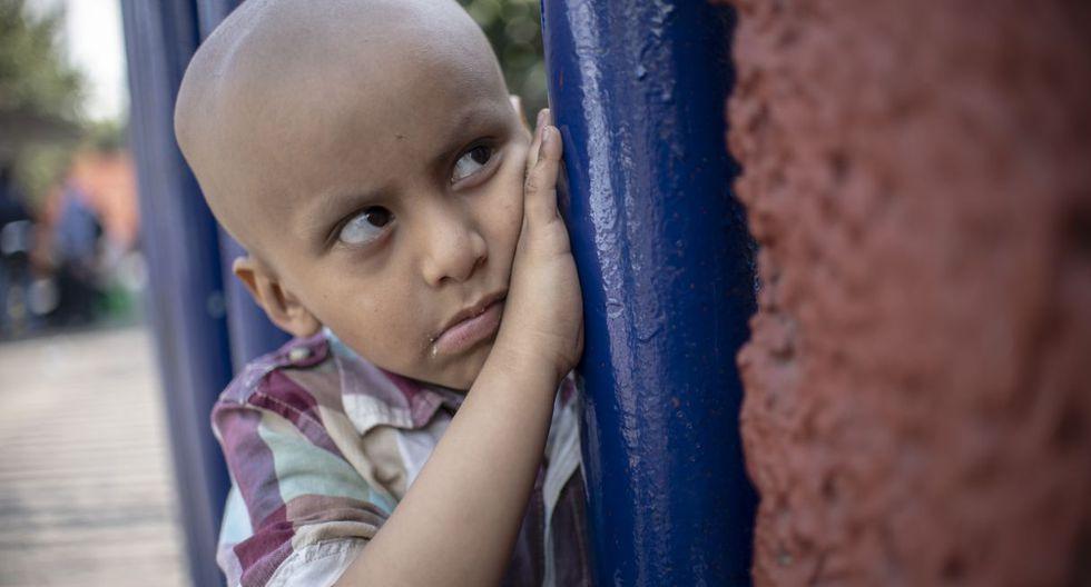 Según cifras de la secretaría de Salud, México registra cada año 7 mil casos nuevos de cáncer infantil. La mitad de ellos tiene la posibilidad de salvarse. (AFP).