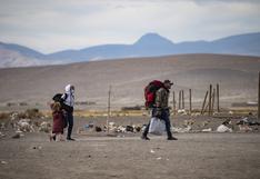 Bolivia: bebé de nueve meses falleció cuando sus padres intentaban cruzar la frontera