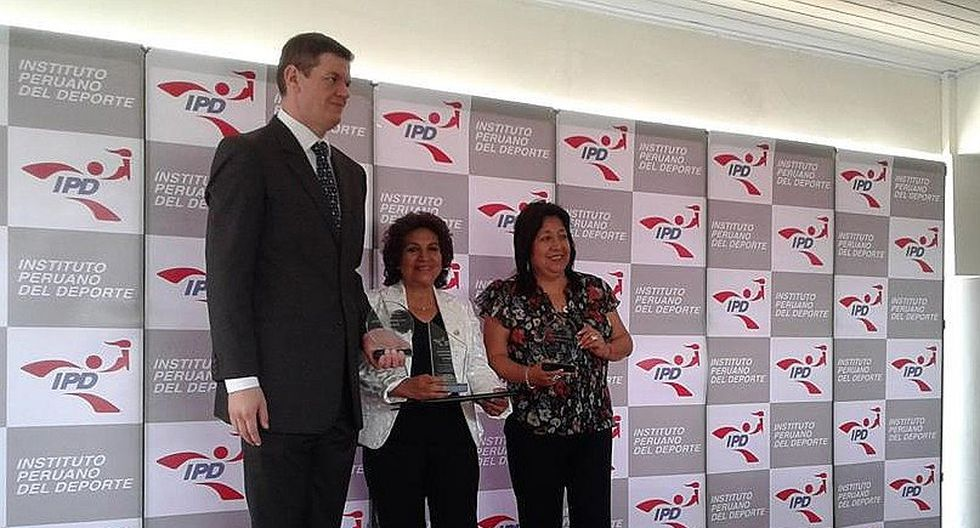 IPD reconoció con el premio Depor Top a la Municipalidad de San Juan