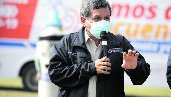 Hernando Cevallos manifestó que Perú Libre debería dar el voto de confianza al Gabinete. (Foto: Difusión)