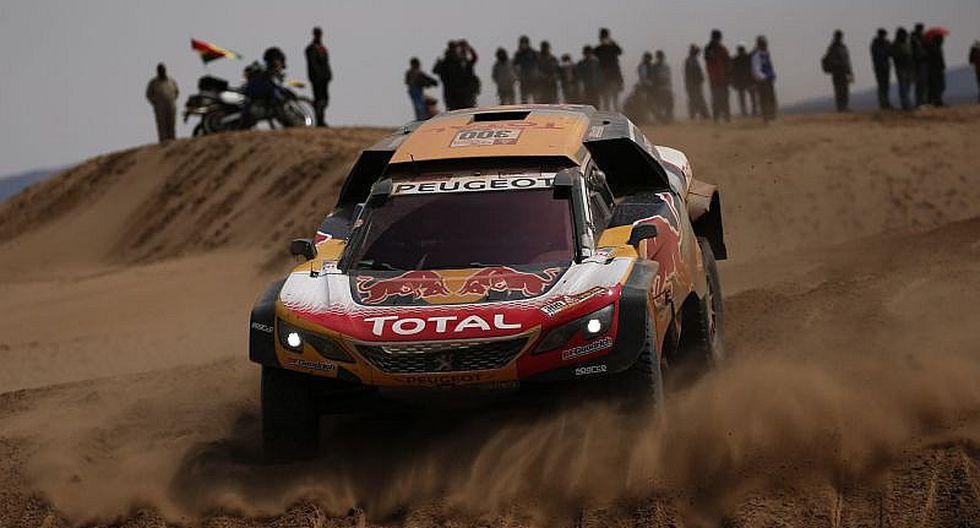Dakar 2018: Multicampeón de la carrera se ve lejos del título