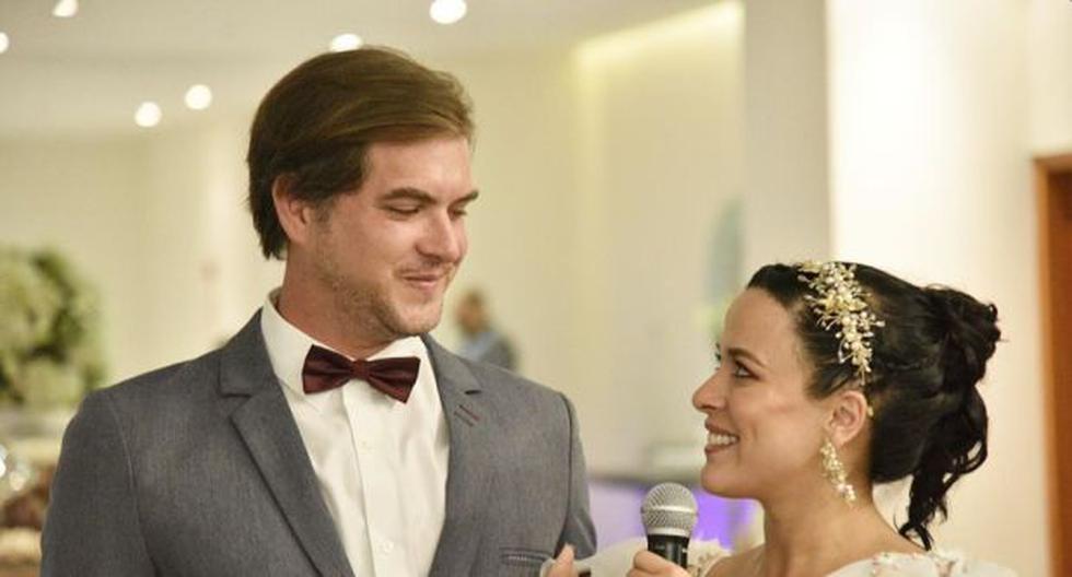 """Karina Jordán tras casarse con Diego Seyfarth: """"Hemos celebrado nuestro amor de manera íntima"""""""