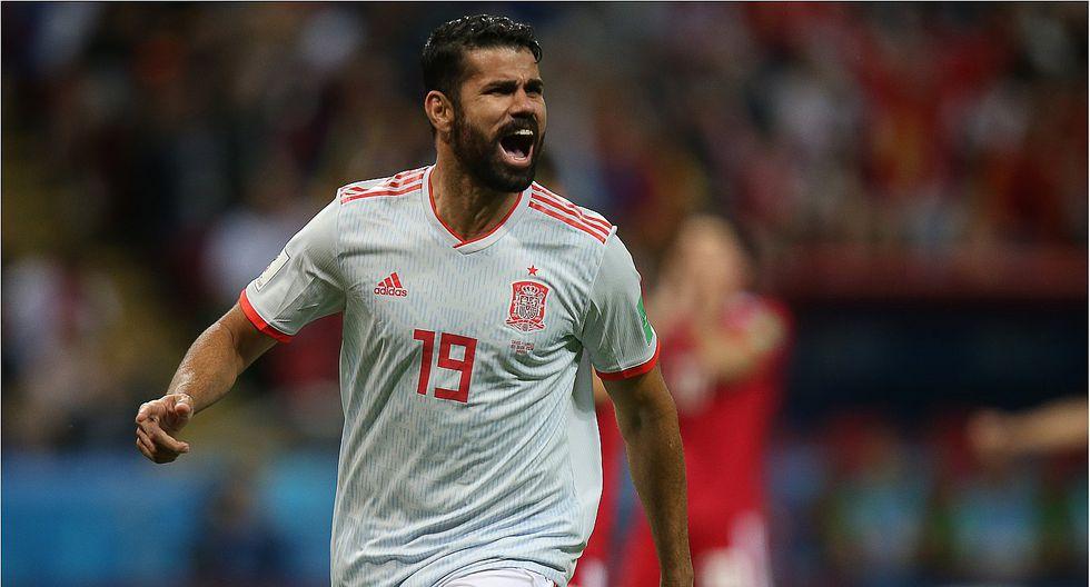 España derrotó 1-0 a una combativa Irán y lidera el grupo B junto a Portugal