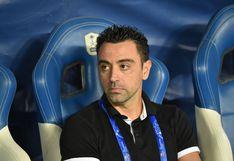Barcelona quiere a Xavi Hernández como entrenador del club