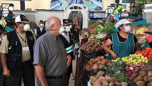 Verduras suben de precio en mercados de Arequipa