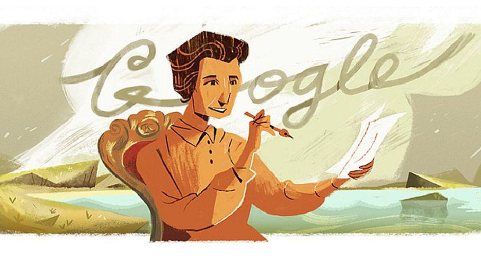 Google celebra el 111° aniversario del nacimiento de Carmen Conde