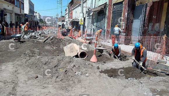 Cierre de Avenida Salaverry por trabajos en obra vial