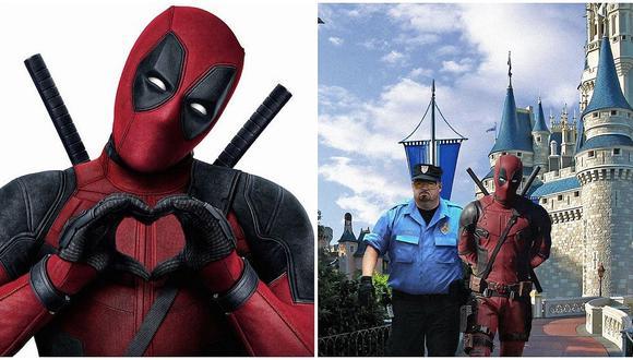 Deadpool: Ryan Reynolds se burla de la compra de Fox por Disney (FOTO)