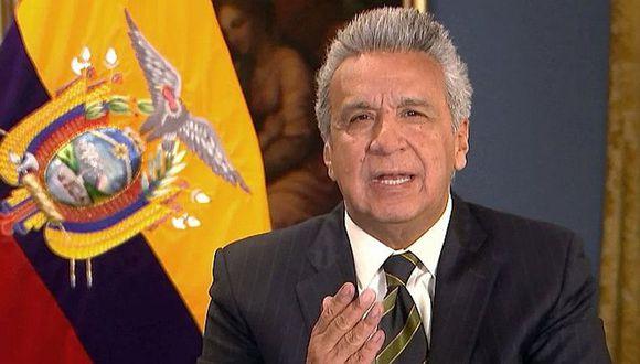 Lenín Moreno (Foto: Archivo Correo Agencias)